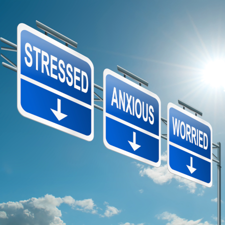 Stress, anxiety, worry – How do we stop them impacting on us so much?